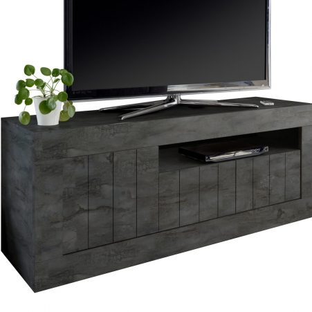 Tv-meubel Urbino 138 cm breed in oxid