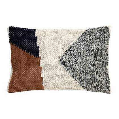 HKliving Autumn Kussen Knotted Multi – 40 x 60 cm