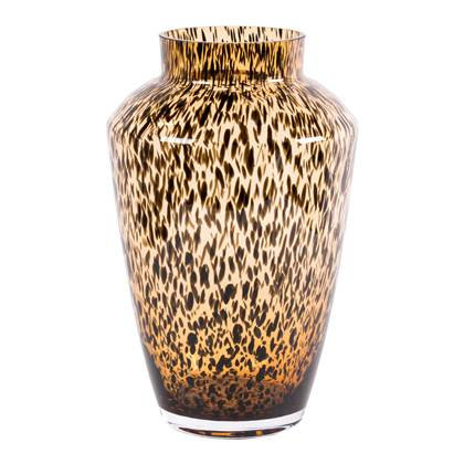 Vase the World Hudson Cheetah Vaas